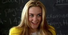 Hollywood star Alicia Silverstone, most famous for her role in Clueless, has now released a parenting book, titled The Kind Mama. Cast Of Clueless, Cher Clueless, Cher Horowitz, Alicia Silverstone Clueless, Amy, 90s Girl, Mtv Videos, Do You Remember, Movies