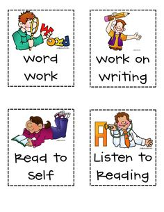 How do you group your students, so they get a variety of reading activities over the week?  Check out these Guided Reading charts and ideas to use in your classroom.