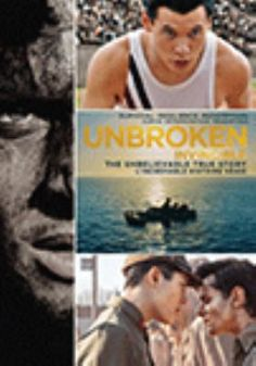 """On November 3, 2016 we'll be showing Unbroken: JUnbroken is a historical-biographical-sports-drama-war film based on the book, """"Unbroken: A World War II Story of Survival, Resilience, and Redemption, published in 2010 by Laura Hillenbrand. #FreeFilmNight"""