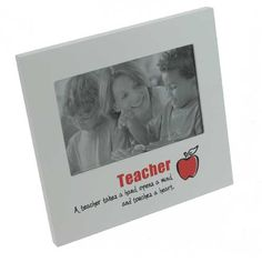 Personalised Teacher Photo Frame