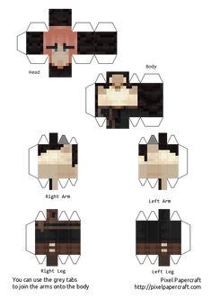 Minecraft Templates, Minecraft Projects, Minecraft Crafts, Minecraft Designs, Minecraft Heads, Minecraft Room, Minecraft Skins, How To Make Stickers, How To Make Paper