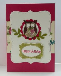 """Stampin Up """"Four Frames"""" Stamps"""