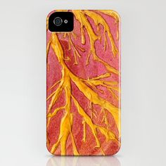 Roots iPhone Phone Case iPhone 5 iPhone 6 by HylaWaldronArtist