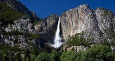 Cachoeira Yosemite, nos EUA