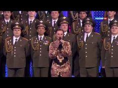 ¿Cómo cantan 'Bésame mucho' los militares rusos? - YouTube