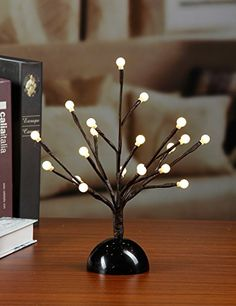 Lightshare™ NEW 12Inch 20LED Frosted Ball Bonsai Light,Warm Light,Battery Powered for Home Decoration Lightshare™ http://www.amazon.com/dp/B00KAS9WHE/ref=cm_sw_r_pi_dp_dVtMub0RHVMDX