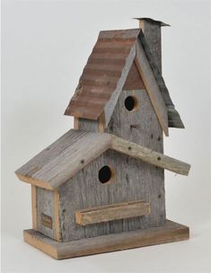 Bird Houses Diy 18