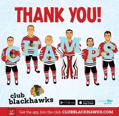 """""""Thanks for your amazing support this year, fans! It's been a wonderful season 🏆"""" Blackhawks Hockey, Chicago Blackhawks, Champs, Thankful, Seasons, Fans, Instagram Posts, Sports, Amazing"""
