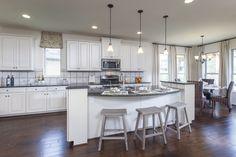 Kitchen Plantation Homes In Grand Mission Estates New Home Builders White