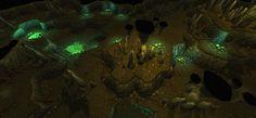 Top-Down Cave Tileset
