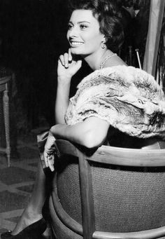 Sophia Loren Loren was an Italian film actress who was one of the first foreign celebrities to become a sex symbol in the US. Sophia Loren, Hollywood Stars, Classic Hollywood, Hollywood Icons, Foreign Celebrities, Italian Actress, Cannes Film Festival, Actors & Actresses, Hollywood Actresses