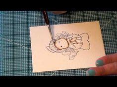 Lezione di coloritura a matita con Lo Shakerato Alberto Colouring lesson with Lo Shakerato Alberto - YouTube