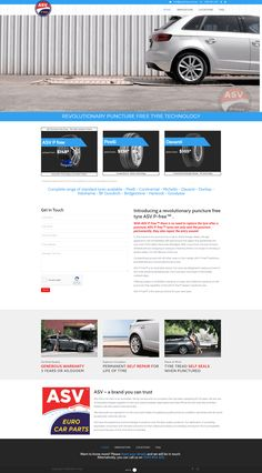 Free Tire, Business Website, Design Development, New Zealand, Innovation