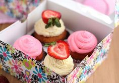 Sweets Cake Strawberry 2