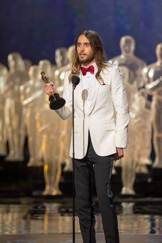 Jared Leto best supporting actor 2014