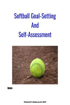 For use with Marzano learning scales. Learning scale, goal-setting, and self-assessment rubric included. Great for tracking student growth, celebrating student success, and encouraging self-reflection and assessment. Physical Education Lesson Plans, Health And Physical Education, Pe Lessons, Softball, Baseball, Learning Goals, Marzano, Student Success, Self Assessment