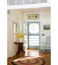 Cute Screen Door - Home and Garden Design Idea's