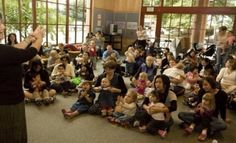Family Story Time with Stay and Play #event #kids