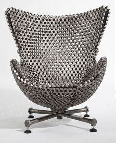 Amazing recycled furnitures by Leo Capote in furniture  with Seat Recycled Furniture design Chair