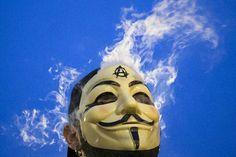 Anonymous en politisk thriller