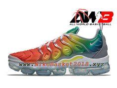 ac9c032cbaa579 Chaussures Nike Officiel Pas Cher Pour Homme Nike Air VaporMax Plus Rainbow  924453-103-