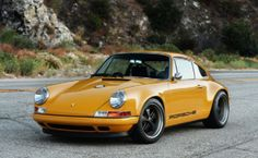 Las Vegas Lawyer with a Passion for Classic Porsches and British Classic Cars
