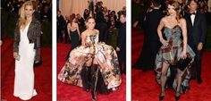 Click here to find out which Petite Celebrities were at the 2013 The Met Ball - petitestyleonline.com