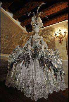 Baroque 18th century rococo fashion Venice Carnival Il Ballo del Doge: