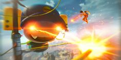 Sunset Overdrive for PC Ad Was a Simple Mistake MicrosoftSays - The ad you see above might state that Xbox One-exclusive Sunset Overdrive is coming to PC, but it's just a simple mistake, Microsoft has said.NeoGAF user Lucifon spotted the ad