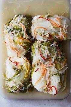How to Make White Kimchi - Chowhound