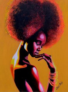 """""""When you say you will GO natural, what you mean to say is that you will RETURN."""" -I Love Being Black"""