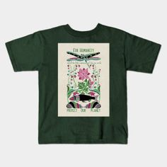 Protect Our Planet Folk Art - Protect Planet - Pin Folk Art, Twitter, Mens Tops, T Shirt, Supreme T Shirt, Tee Shirt, Popular Art, Tee