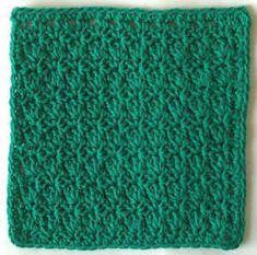 Best Free Crochet » #118 Emerald Isle Crochet Dishcloth – Maggie Weldon Maggies Crochet