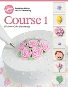 Wilton 902240 48Page SoftCover CakeDecorating Guide Course 1 -- Find out more about the great product at the image link.