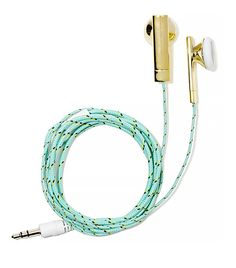 Shop these statement ear plugs now! // #shoppinglist #style #mint