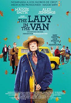 Cartel The lady in the van