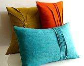 8 lines accent pillow