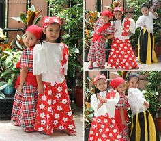 18 Best Buwan Ng Wika Costume Images In 2016 Philippines