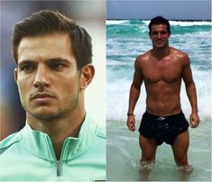cedric soares corpo - Pesquisa Google Sexy Guys, Sexy Men, Southampton Fc, Handsome, Bronze, Celebs, Football, Beautiful, Swimwear