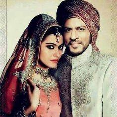 Shah Rukh Khan. Kajol.