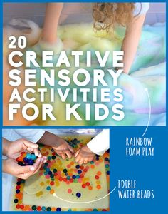 20 DIY Projects That Will Bring Your Child's Senses To Life (via BuzzFeed)