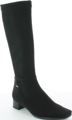 Cizme de damă Gabor din piele Rubber Rain Boots, Knee Boots, Shoes, Fashion, Moda, Zapatos, Shoes Outlet, Fashion Styles, Knee Boot