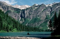 Avalanche Lake, Glacier NP, MT   © Marsha K. Russell