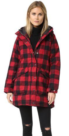 Plaid flannel dress plus size