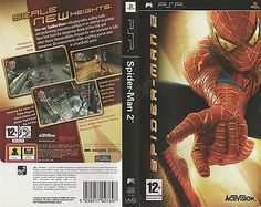 #Spider-man 2 - sony psp game - very good #condition cc,  View more on the LINK: 	http://www.zeppy.io/product/gb/2/131384304454/