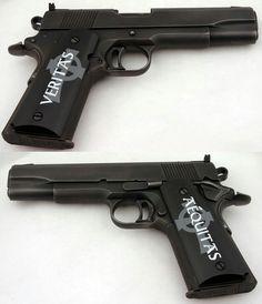 Custom Grips - 1911 Custom Killer Grips