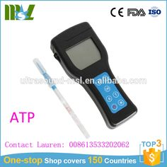Portable atp bacteria meter/ ATP fluorescence detector/ atp hygiene with good price MSLFD02