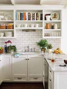 East to West: Kitchen Trends