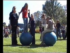 Weltkindertag 2000 im Maxiark Hamm von Fausto Ciotti Gym Equipment, Exercise, Ejercicio, Excercise, Work Outs, Workout Equipment, Workout, Sport, Exercises