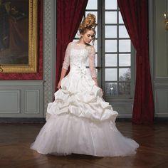 Tomy Mariage, Opale 💟$431.99 from http://www.www.premariage.fr   #tomy #weddingdress #opale #bridalgown #wedding #bridal #mariage, #mywedding